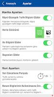 Screenshot of İBB CepTrafik