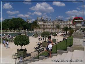 Photo: Jardines de Luxemburgo. París. www.viajesenfamilia.it