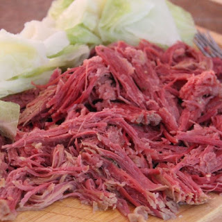 Super Simple Crockpot Corned Beef and Cabbage Recipe