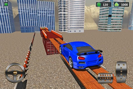 Ultimate Car Parking Simulator screenshot