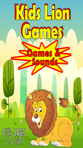 Lion Games for Kids : Free