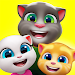 My Talking Tom Friends icon