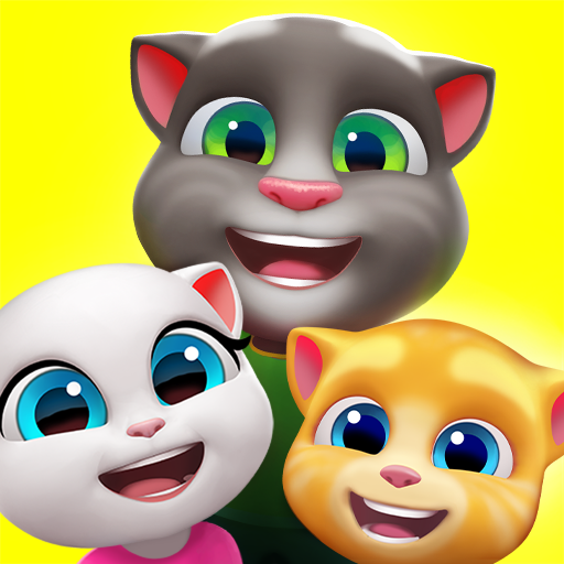 My Talking Tom Friends – APK MOD HACK – Dinheiro Infinito