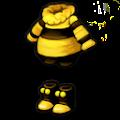ミツバチ着ぐるみ(からだ)