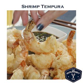 Shrimp Tempura.