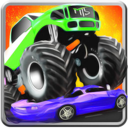 モンスターライダー3D 體育競技 App LOGO-APP試玩