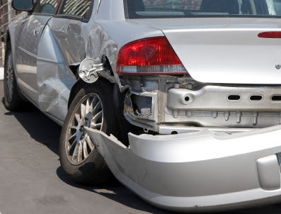 Auto Insurance, Rear End Collision Photo - Albuquerque Insurance World
