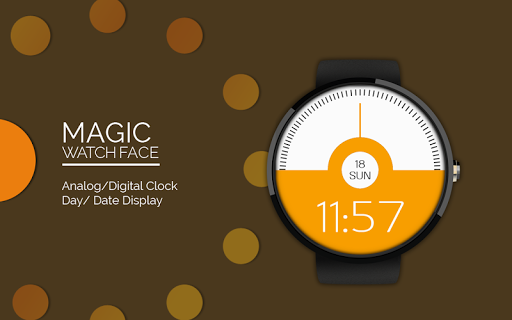 Magic Watchface Free