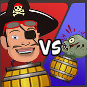 Jarwo Pirate Vs Zombie