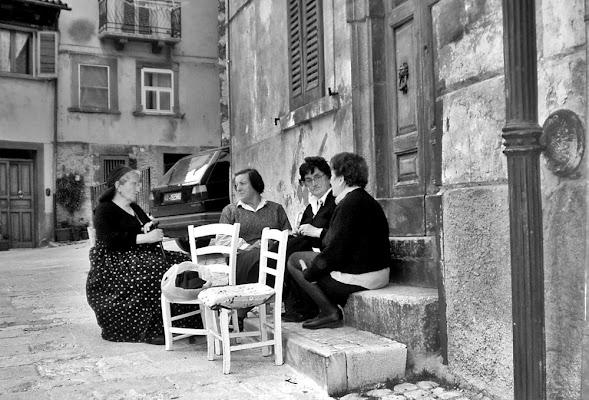 Per le vie di Scanno (AQ) di FransuaR