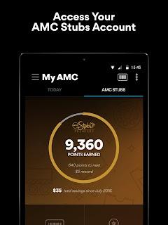 AMC Theatres screenshot 11
