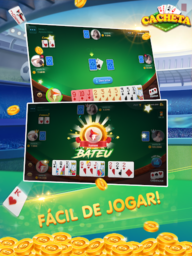 Cacheta - Pife - Pif Paf - ZingPlay Jogo online filehippodl screenshot 7
