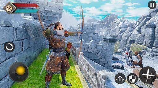 Ertuu011frul Gazi Game 2020:Real Mount & Blade Fight 1.0.7 screenshots 8