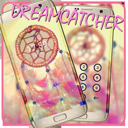 Dreamcatcher amulet lock theme