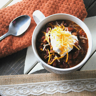 Budget Friendly Chili Recipe