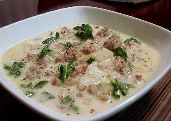 Gosserized Zuppa Toscana (olive Garden Copycat) Recipe