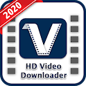 Video Downloader - Fast & Free Video Downloader icon