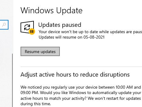 update apps and software