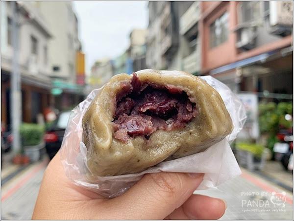 仁利菜包(草仔粿)