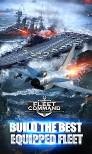 Fleet Command – Kill enemy ship & win Legion War - náhled