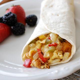 Chipotle Breakfast Burrito