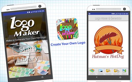 Logo Maker - Logo Creator, Generator & Designer 1.0.1 screenshots 8