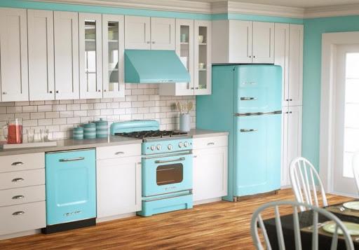 キッチンキャビネットのデザインのアイデア