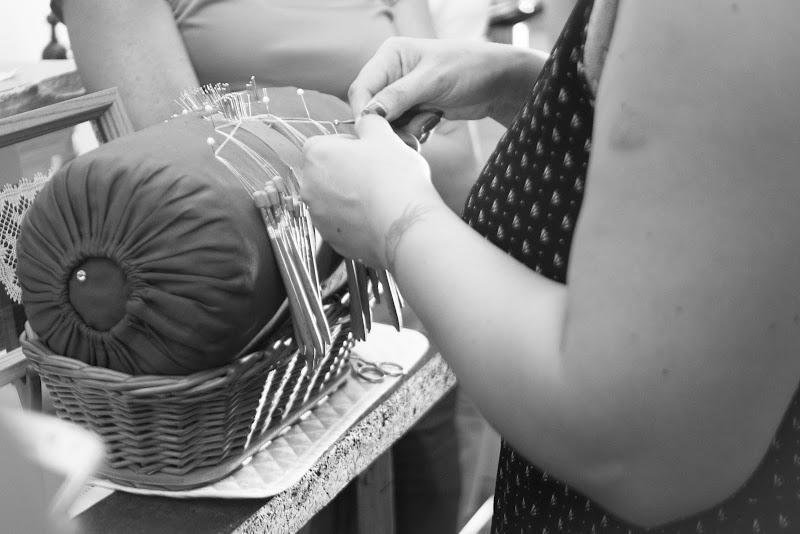 L'antica e magica arte del tombolo di Elisabetta Caselli