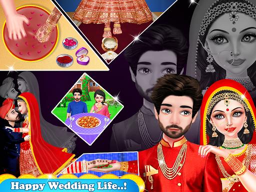 Indian Wedding Bride Salon - Manicure Pedicure screenshots 1