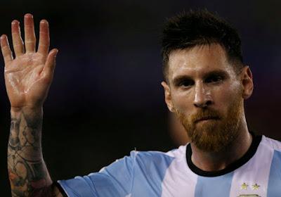 Le beau geste de Lionel Messi envers un de ses fans