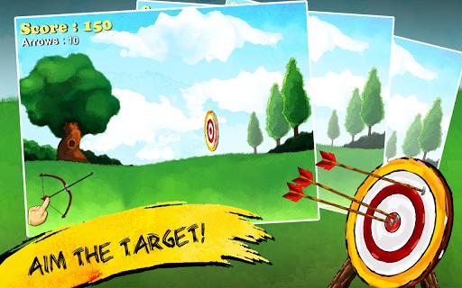 Simple Archery - Hit Bullseye