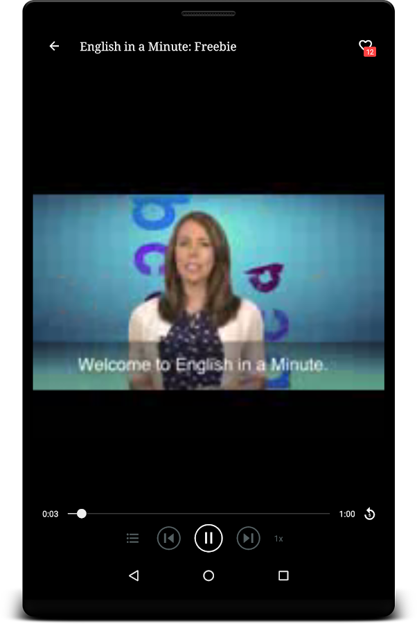 VOA Learning English - Practice listening everyday- screenshot