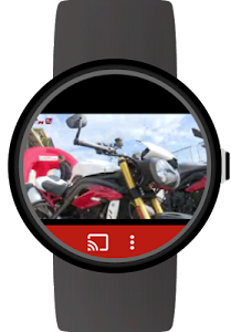 Video for Android Wear&YouTube screenshot 6