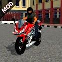 Mod Bussid Motor Drag Racing 2020 icon