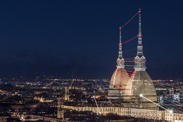 Turin lights' explosion di Davide_79