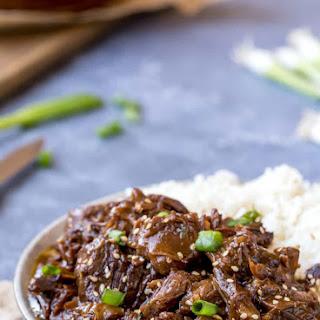 Slow Cooker Korean Beef Recipe