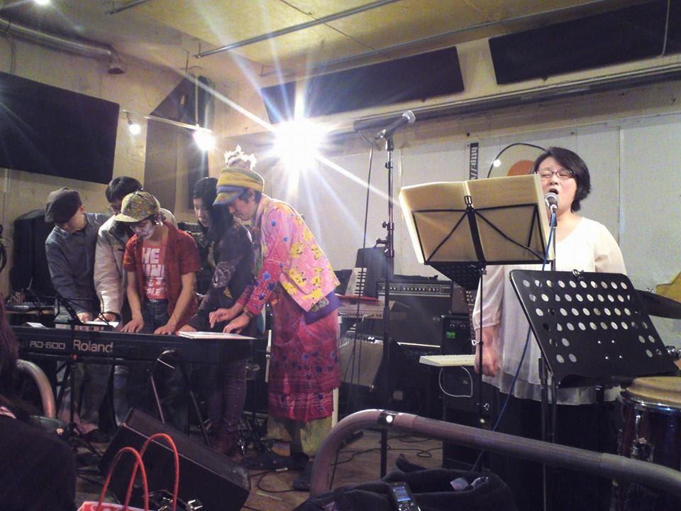 5連弾。「パムで増える迷路ちゃん」 01/24 「歌舞伎町EXPO」@歌舞伎町ゴールデンエッグ。