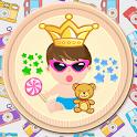 Baby Sticker icon