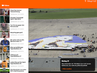 Abfall-App | BSR Screenshot 14
