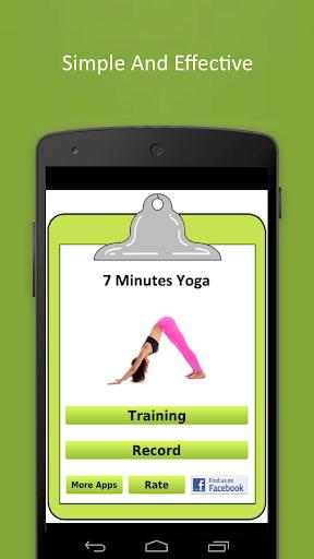 7分钟 基本瑜伽