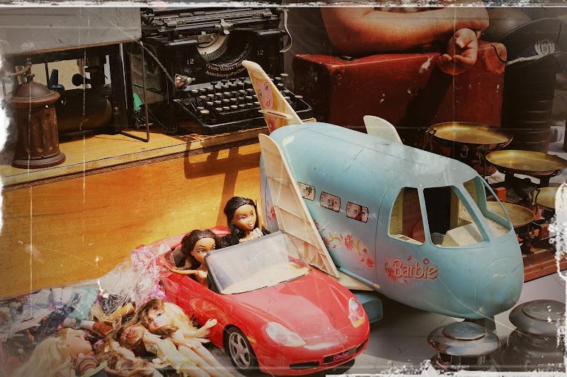 Thelma & Louise di pulicenella