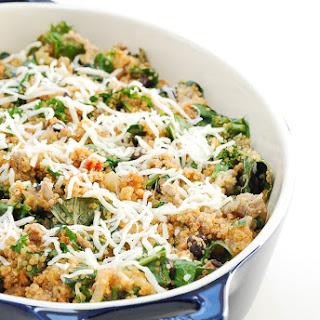Loaded Quinoa Casserole