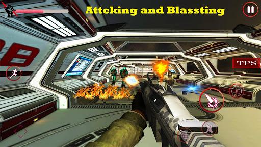 dead zombies triger effect:scifi FPS Shooting game captures d'u00e9cran 2