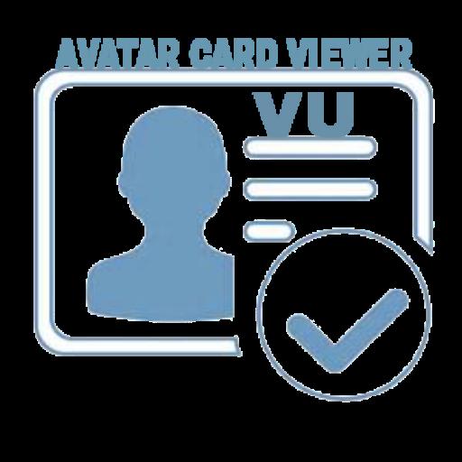 VU Avatar Card Viewer