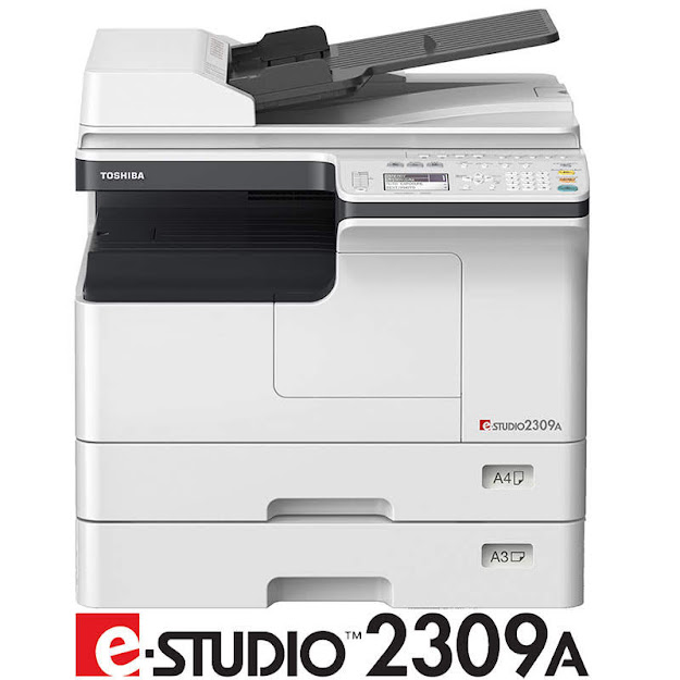 Máy photocopy để bàn của hãng Toshiba