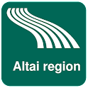 Карта Алтайского края оффлайн icon