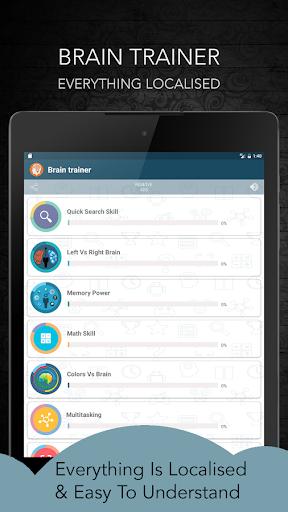 Brain Training 8.5.4 screenshots 14