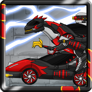 Allosaurus – Dino Robot for PC and MAC