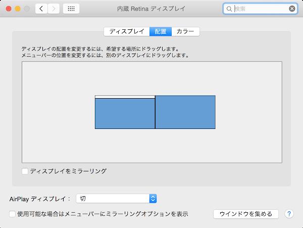 P2715Q OS X Screen Settings