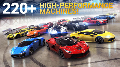 Asphalt 8: Airborne 3.9.0j screenshots 2